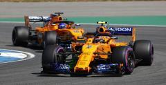Verstappen broni Vandoorne'a. 'Fernando zawsze miał nowsze części'