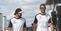 Button: Alonso trudniejszym rywalem od Hamiltona