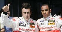 Alonso: Rosberg nie ma �atwego partnera