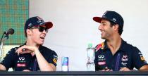 Kwiat uczy dowcipnego Ricciardo j�zyka rosyjskiego (wideo)