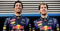 Ricciardo: Walka z Vettelem teraz ju� r�wna