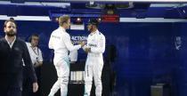 Rosberg nie zachwyca si� stosunkami z Hamiltonem