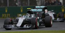GP USA - 2. trening: Rosberg przejmuje inicjatyw�, Hamilton trzeci