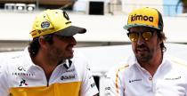 Sainz Jr oficjalnie nowym kierowcą McLarena