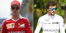 Mercedes niechętny próbować pozyskać Vettela lub Alonso