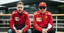 Raikkonen oddala podejrzenia, że Ferrari faworyzuje Vettela