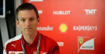 Allison: Nowe Ferrari wygl�da diametralnie lepiej