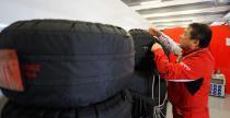 Ferrari pokaza�o drzwi ekspertowi opon Hamashimie