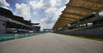 GP Malezji 2016 - ustawienie na starcie wy�cigu