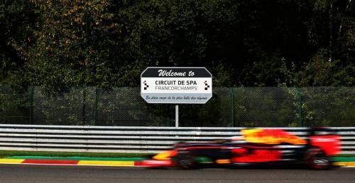 GP Belgii 2017 - zapowiedź