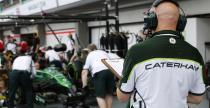 W�odarze Caterhama w F1 gro�� porzuceniem zespo�u