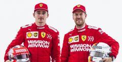 GP Niemiec - 2. trening: Kolejny dublet Ferrari, wypadek Gasly'ego
