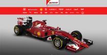 Bolid Ferrari na sezon 2015 ujawniony. Zobacz!
