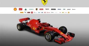 Ferrari zaprezentowało nowy bolid