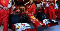 Nowy bolid Ferrari jeszcze s�abszy od tegorocznego?