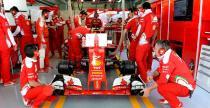 Ferrari pod presj� Marchionne.