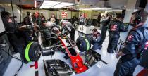 Haas zmienia hamulce na GP Rosji