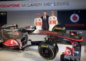 McLaren MP4-27 - prezentacja