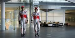 McLaren ods�oni� bolid na sezon 2013. Zobacz model MP4-28
