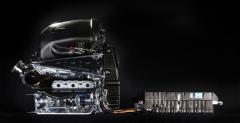 Jednostka napędowa Mercedesa w F1