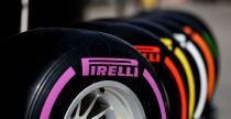 Pirelli ujawni�o opony na ostatnie wy�cigi sezonu