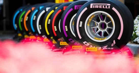 Pirelli podało opony na GP Azerbejdżanu