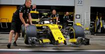 Renault ma poprawki na GP Belgii