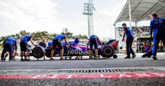 Toro Rosso nie będzie miało nowego dyrektora technicznego