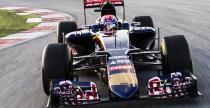 Toro Rosso celuje w 5. miejsce klasyfikacji konstruktor�w z nowym bolidem