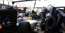 Williams nowym liderem w F1 pod wzgl�dem szybko�ci pit-stop�w