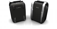 9500e5129603 Lexus Tumi - ekskluzywne walizki dla modelu LFA