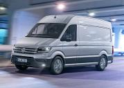 VW Crafter i MAN TGE