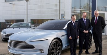 Aston Martin może zostać zmuszone do wstrzymania produkcji przez...