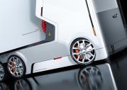 Koncepcyjne ci�ar�wki Audi