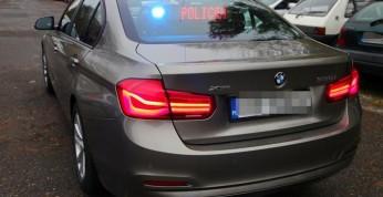 Policja zamówiła 31 nowych BMW serii 3