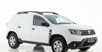 Dacia Duster Fiskal - kolejny SUV dla firm