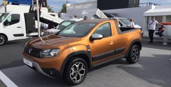 Dacia Duster Pickup oficjalnie trafi na rynek. Propozycja dla...