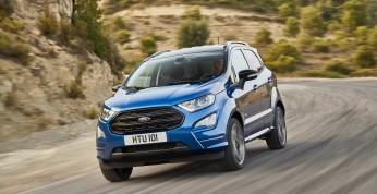 Ford zbuduje elektrycznego crossovera w Meksyku