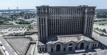Ford zainwestował w gmach Michigan Central Station