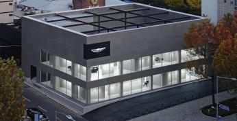 Genesis otworzył pierwszy samodzielny salon