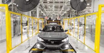 Honda zamknie brytyjską fabrykę w 2021 roku
