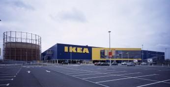IKEA planuje wymianę floty dostawczej na auta EV