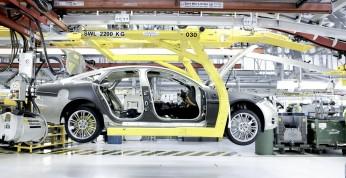 Jaguar Land Rover musi wstrzymać produkcję przez niską sprzedaż...