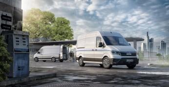 MAN eTGE - elektryczny van będzie dostępny od lipca