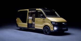 MOIA - nowy klon Ubera z własnym minibusem