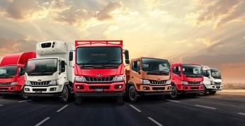 Mahindra Furio - ciężarówka zaprojektowana przez Pininfarinę