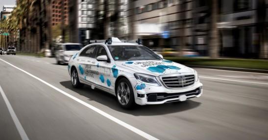 Daimler i Bosch
