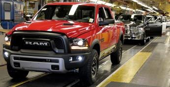 FCA przenosi całą produkcję modeli Ram do USA