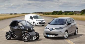 Francuski rząd sprzedał część akcji Renault