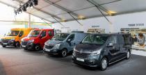 Renault Master i Trafic zadebiutowały w odświeżonych odsłonach